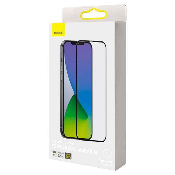 Защитное стекло для iPhone 12/12 Pro Baseus Full-Screen Tempered Glass Screen