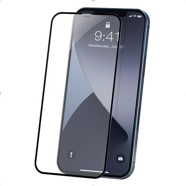 Защитное стекло для iPhone 12 Pro Max Baseus curved-screen tempered glass with crack-resistant edges