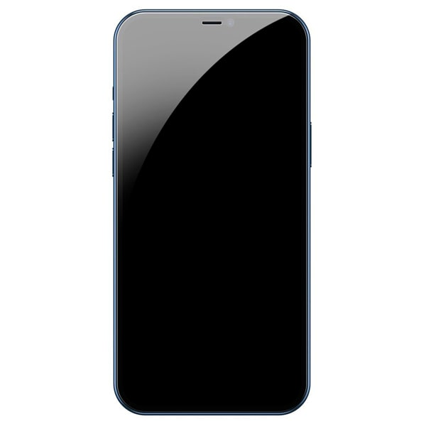 Защитное стекло для iPhone 12 Mini Baseus Full-Screen Curved Anti-peeping Tempered Glass
