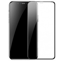Baseus 0.3mm Rigid-edge curved-screen tempered glass screen protectorr For iPhone XS Max