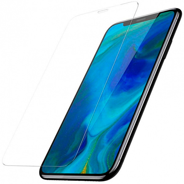 Baseus 0.15mm Full-glass Anti-bluelight Tempered Glass Film For iPhone XR