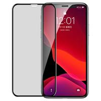 Защитное стекло Baseus curved-screen tempered anti-spy function для iPhone X/XS