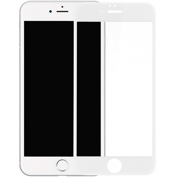 Baseus Silk-screen 3D Arc Protective Film для iPhone 6/6S