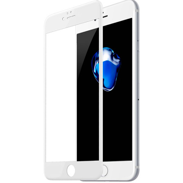 Защитное стекло Baseus Silk printing 3D Anti Soft Film для iPhone 6/6S