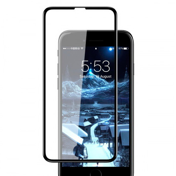 Baseus PET Soft Edge Tempered Glass Film для iPhone 6/6S/7/8