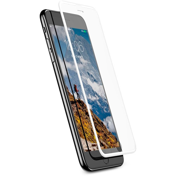 Baseus PET Soft Edge Tempered Glass Film для iPhone 6/6S/7/8 Plus