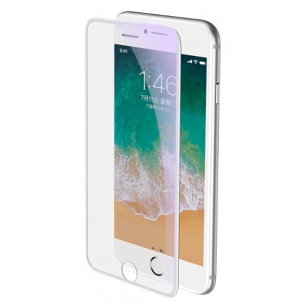 Защитное стекло Baseus Full-screen Curved для iPhone 6/6S/7/8 Plus