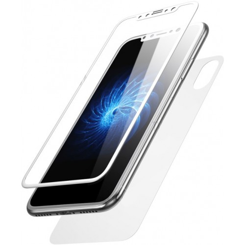 Комплект защитных стекол Baseus Glass Film Set For iPhoneX
