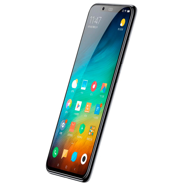 Baseus 0.3mm All-screen Arc-surface Tempered Glass Film For Xiaomi Mi 8