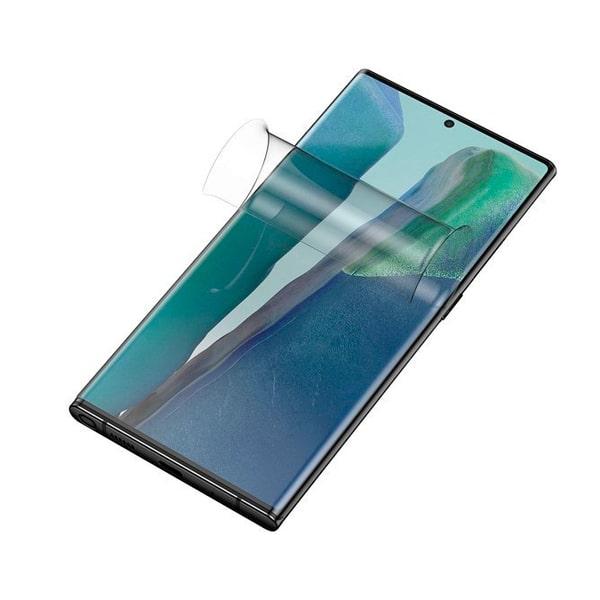 Защитное стекло для Galaxy Note 20 Baseus Full-screen Curved Surface Water Gel