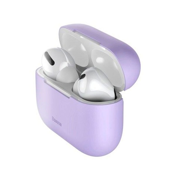 Чехол для наушников AirPods Pro Baseus Super Thin Silica Gel