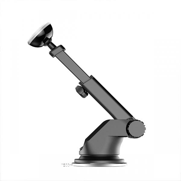 Автомобильный держатель Baseus Solid Series Telescopic Magnetic Car Mount