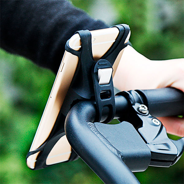 Держатель и док-станция Baseus Bike Holder Miracle Black