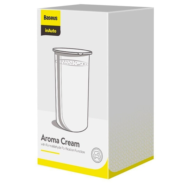 Ароматизатор Breeze Fan Air Aroma Cream Accessory for Car Cup Holder AirFreshener