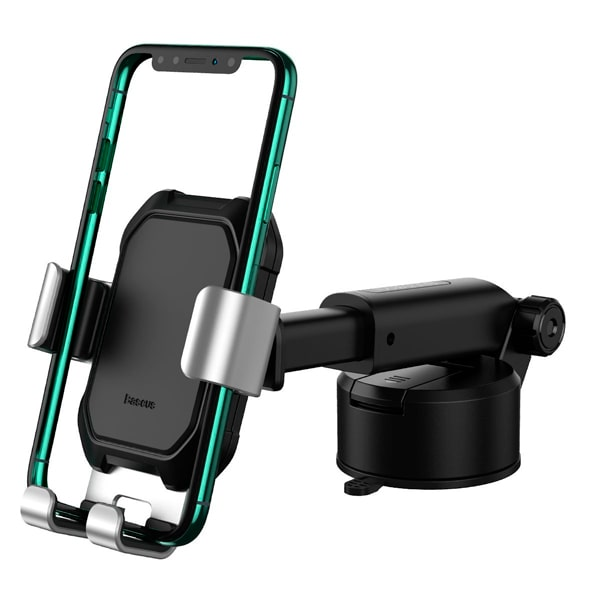 Автомобильный держатель Baseus Tank gravity car mount holder with suction base