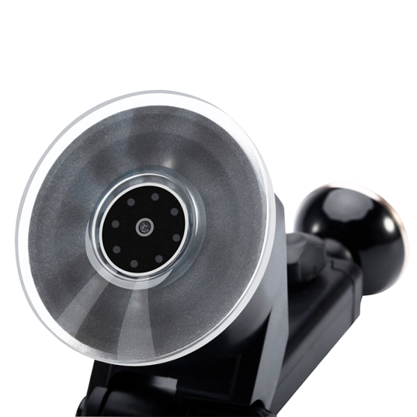 Автомобильный держатель Baseus Solid Series Telescopic Magnetic Car Mount