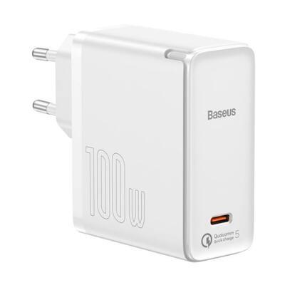 Сетевое зарядное Baseus GaN2 Fast Charger 1C 100W