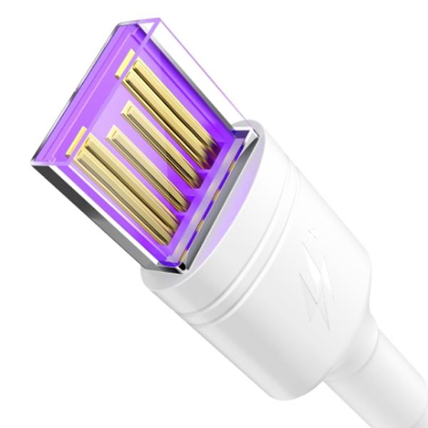 Кабель Baseus Double USB Type-C 0.5m
