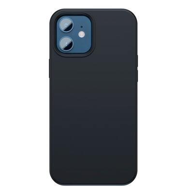 Чехол для iPhone 12 Pro Max Baseus Liquid Silica Gel Magnetic Case