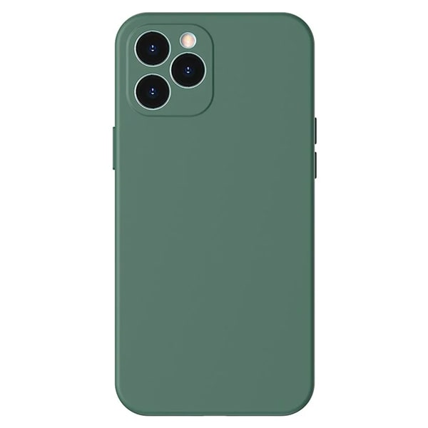 Чехол для iPhone 12 Pro Max Baseus Liquid Silica Gel Protective Case