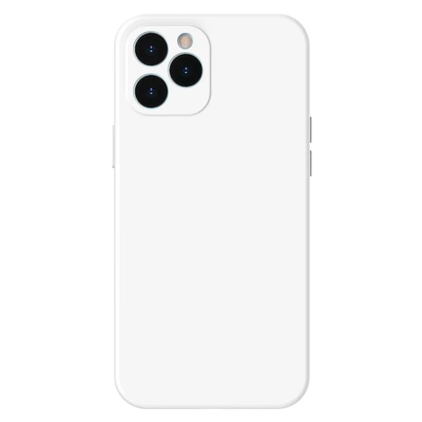 Чехол для iPhone 12 Baseus Liquid Silica Gel Protective Case