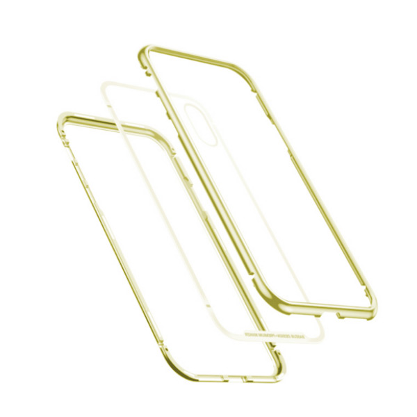 Baseus magnetite hardware Case For iPhone XS Max