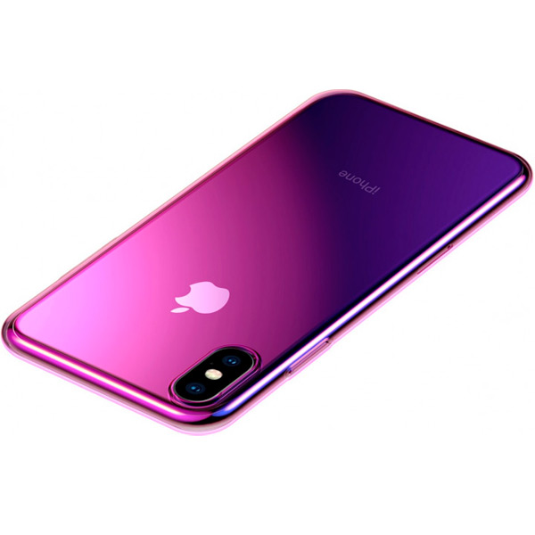 Baseus Glow для Apple iPhone XS Max Gradient