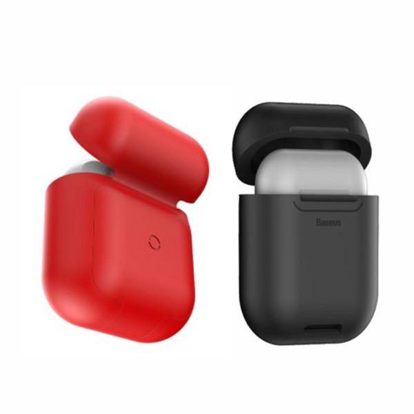 Чехол для наушников AirPods с поддержкой беспроводной зарядки Baseus Wireless Charger