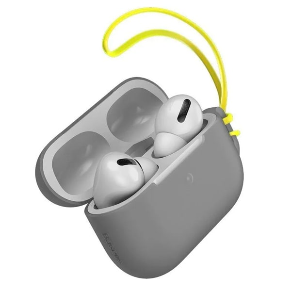 Чехол для наушников AirPods Pro Baseus Let''s go Jelly Lanyard Case