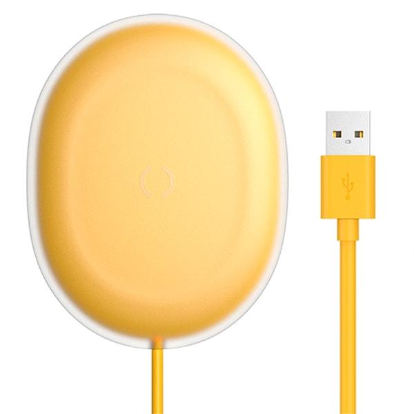 Беспроводное зарядное Baseus Jelly wireless charger 15W