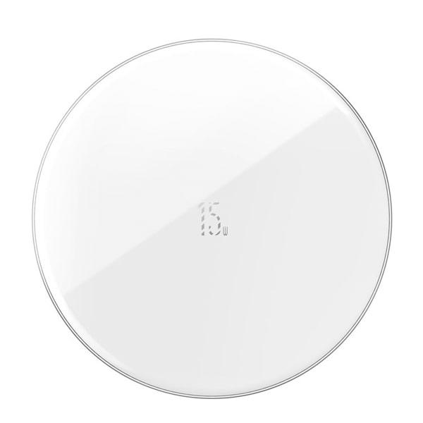 Беспроводная зарядка Baseus Simple Wireless Charger 15W
