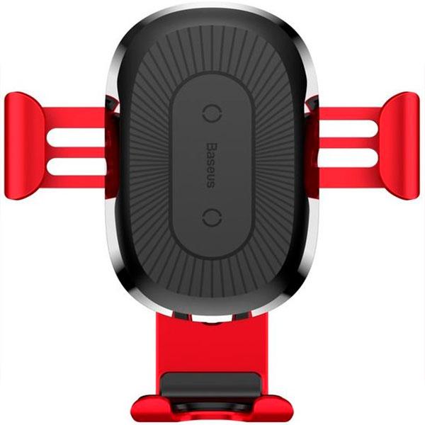 Беспроводное ЗУ-автодержатель Baseus Mount Wireless Charger