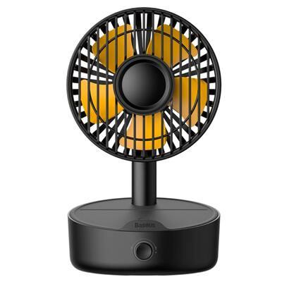 Вентилятор Baseus Hermit wireless charger with oscillating fan