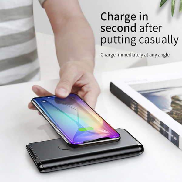 Baseus Wireless charger power bank 10000mAh