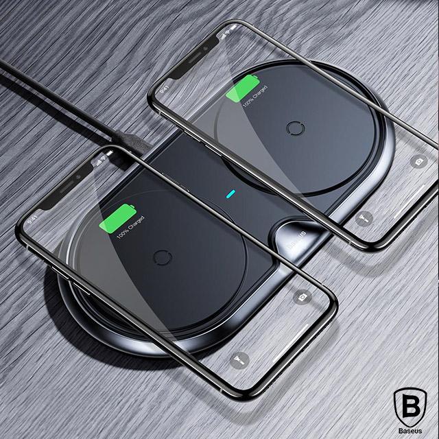 Бепроводная зарядка для iPhone